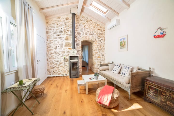 Cosy eco cottage in Liapades Corfu  - 科孚 - 獨棟