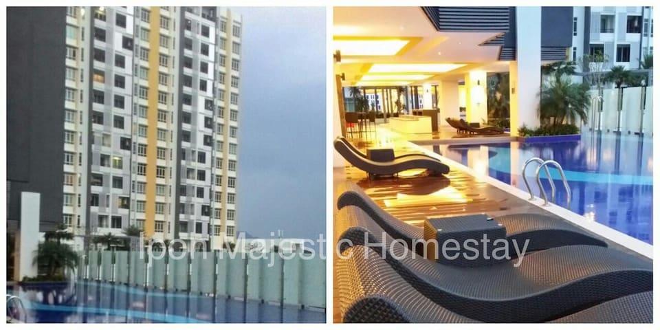 Ipoh Majestic - Ipoh - Apartamento