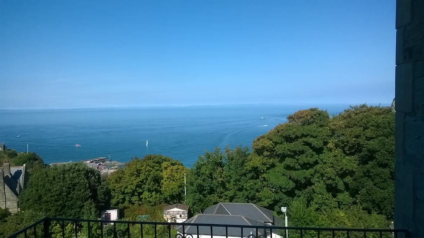 Harbour and Verity Views - Ilfracombe