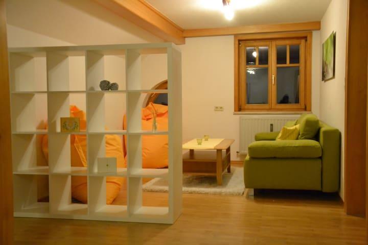 Sunnaschi Appartements - ferien.familie.freude - Laterns - Lägenhet