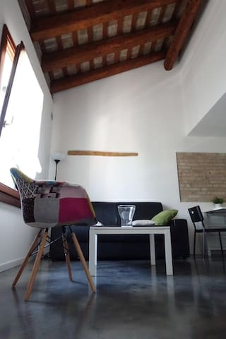 White apartment easy to Venice - Treviso - Daire