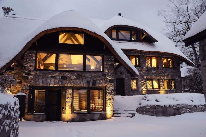 The Chalet- A Tiny Mushroom House Experience - Charlevoix