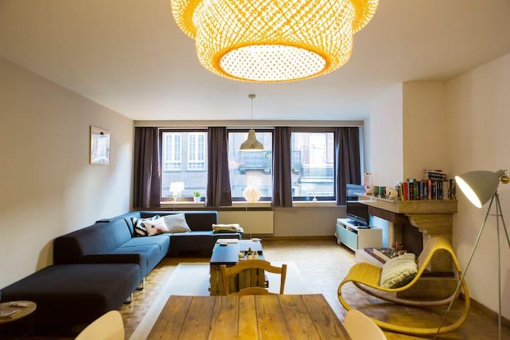 Nice & quiet room in city centre - Mechelen - Byt