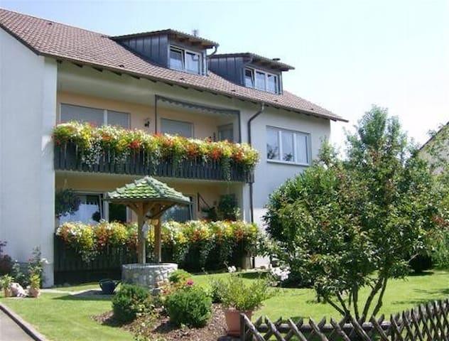 Ferienwohnung Angelika - Tengen - Appartement