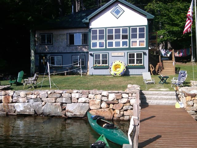 Great Cottage on Big Squam Lake available - Holderness - Casa