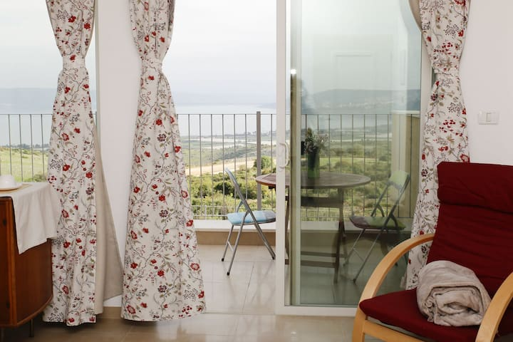 Tranquillo and view! - Kahal - Vila