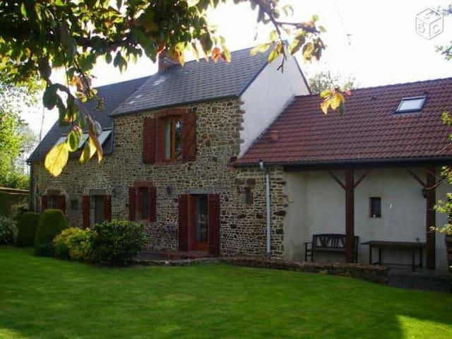 Maison baie du mont st michel - Lolif - Hus