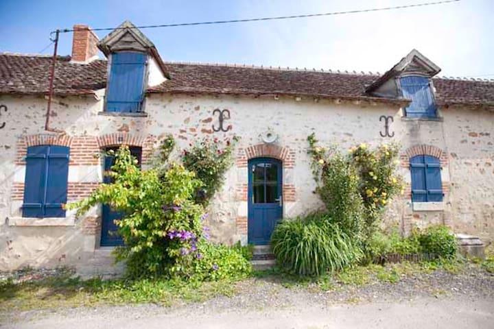 Gite 8 pers coup de coeur du Parc de la Brenne - Rosnay - Casa