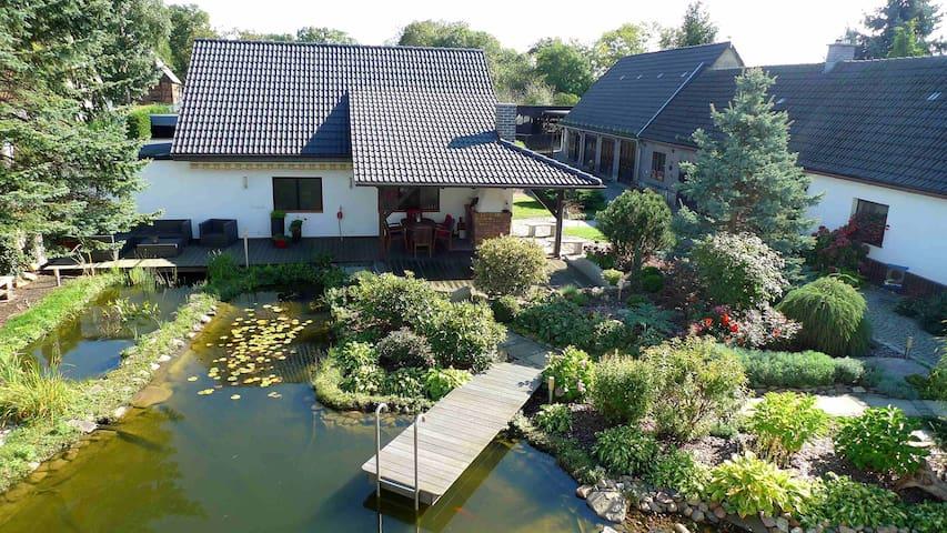 Cottbuser-Land Appartement - Drebkau - Rumah liburan