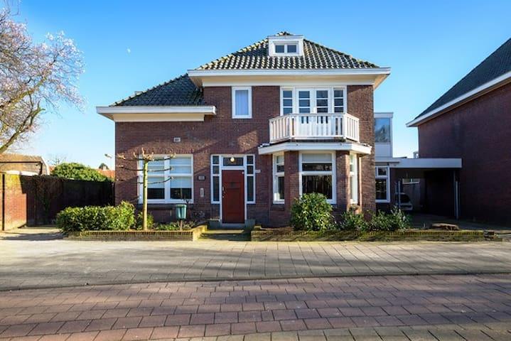 1 pers. kamer (nr: 8) in luxe villa - Eindhoven - Villa