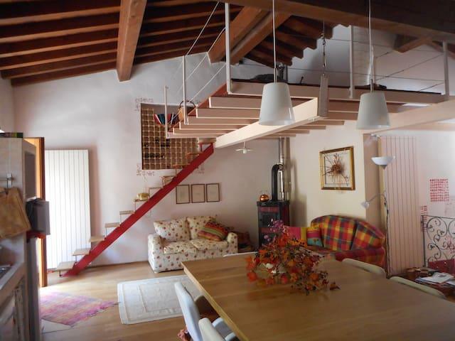 Casa Lea - Pisogne - Houten huisje