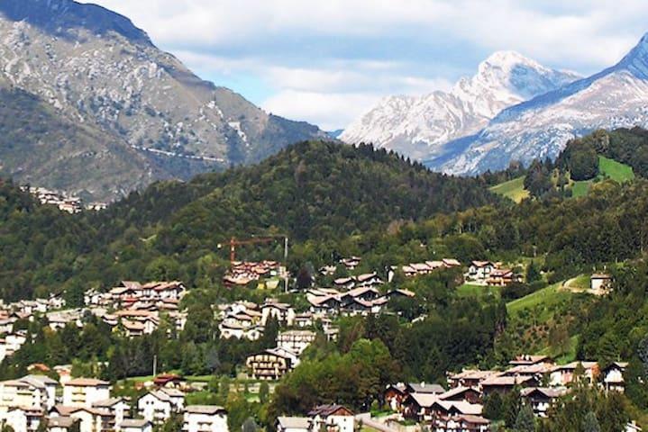 Appartamento in montagna per vacanza tranquilla - Serina