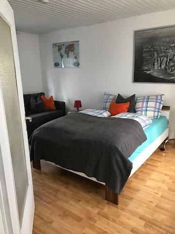 Apartment im Herzen von Söflingen - Ulm - Lägenhet