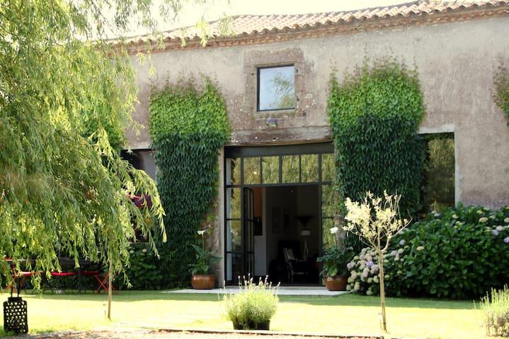 Maison de charme - La Chapelle-Achard - Casa