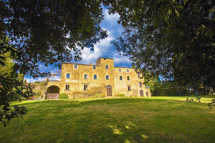 Ancient Villa near Arezzo - Badia Tedalda - Vila