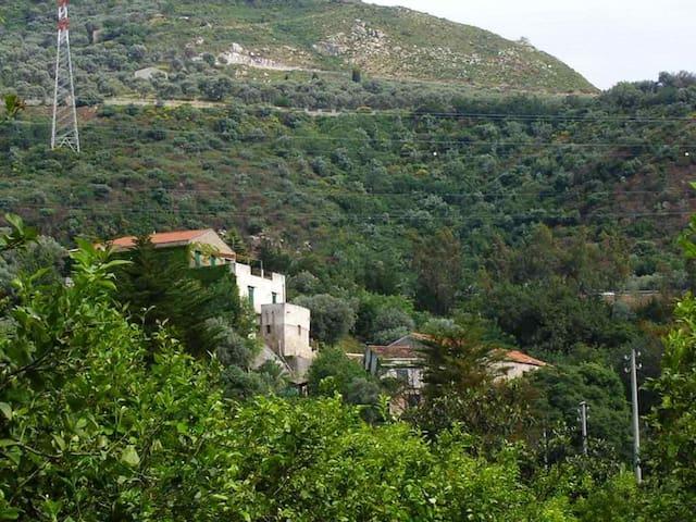 appartamento in fattoria didattica - Torrenova - Casa