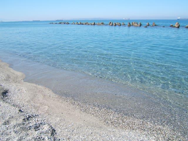 Appartamento a50metri dalla Spiaggia,vicinoMilazzo - Fondachello - Huoneisto