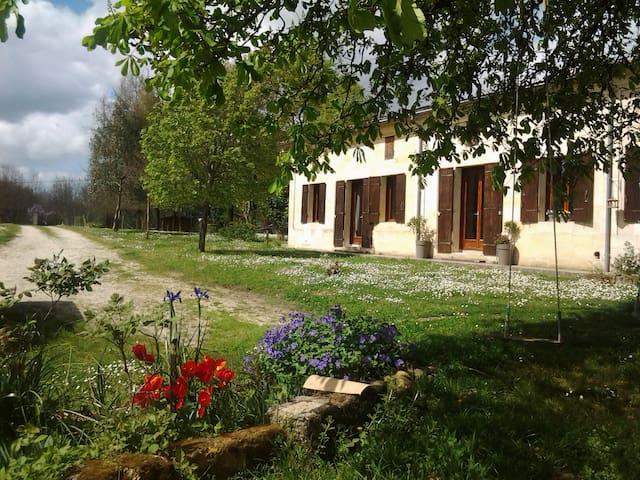 Gîte à la ferme - Lagorce - Wohnung