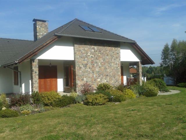 Dom Wakacyjny - Smyczyna - Hus