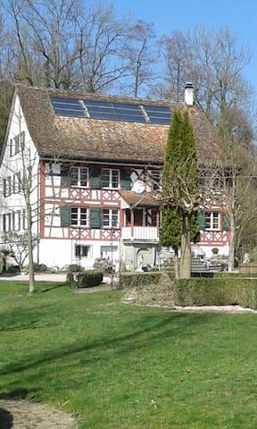 Romantik und Natur - Guntershausen bei Berg - Bed & Breakfast