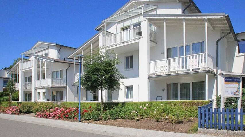 Villa Karola Wohnung 13 - Göhren - 別荘