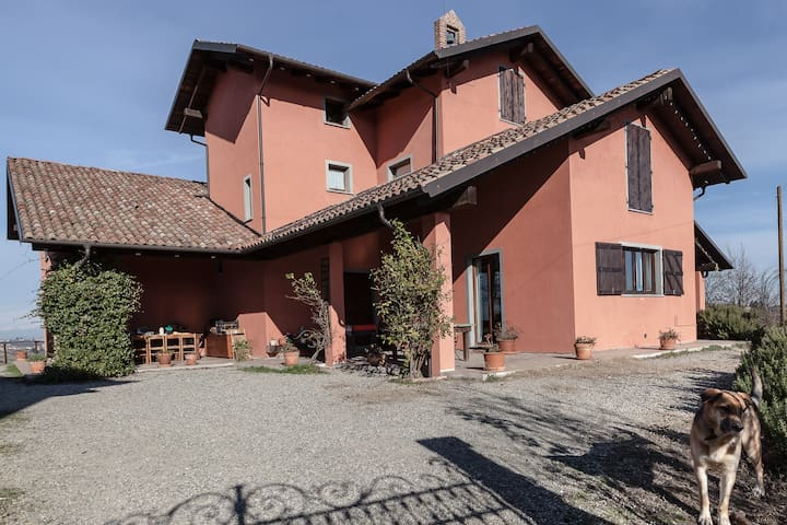 Relaxation, tranquility and hospita - Castelnuovo Calcea - Bed & Breakfast