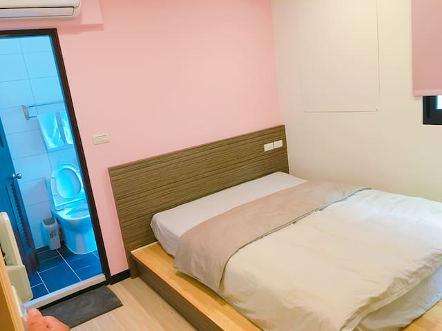 YANG COFFEE 和式雙人套房Double room - Anping District - Gjestehus