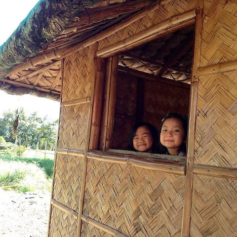 Nipa Hut Nestled in a Sleepy Town - Pagbilao