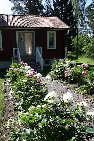 House at island, Blidö, Stockholm - Blidö