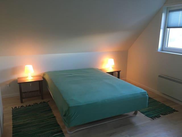 Super hyggelig lejlighed på 1. Sal - Vejers Strand - Appartement