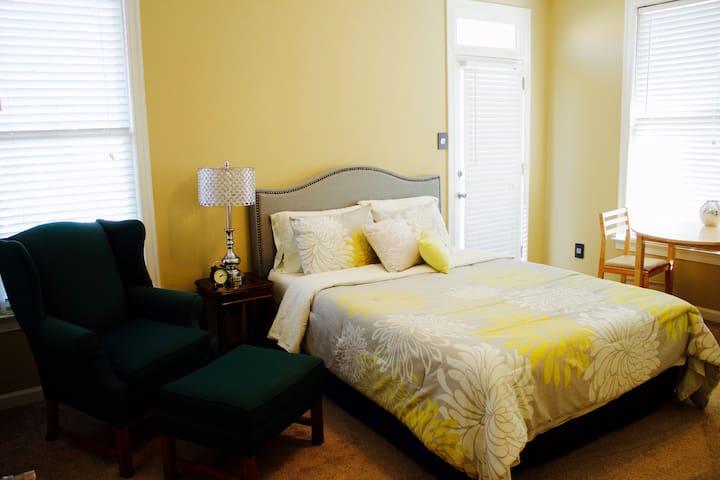 Gorgeous Bedroom in Harbor Town - Memphis - Casa