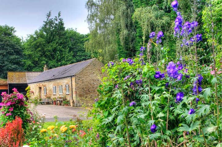 The Barn, Rowlands Gill, Newcastle - County Durham - Hus