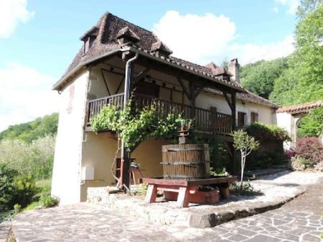Two charming en-suite rooms - Altillac - Pousada