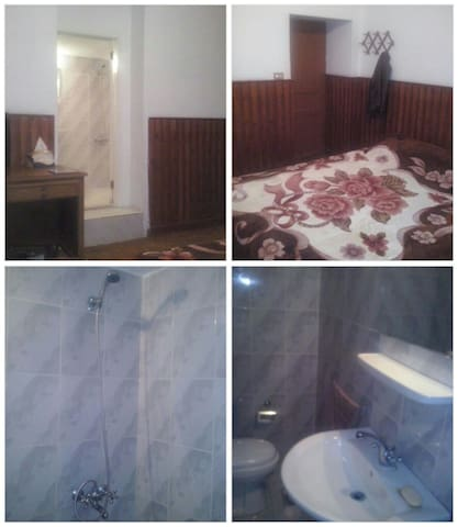 Double room at tiger house hotel - Bsharri