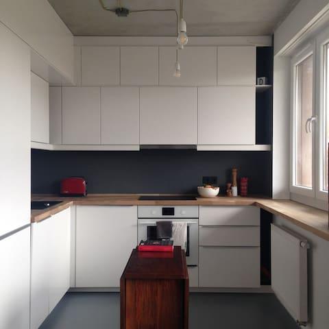 Mieszkanie w stylu loft - Wroclaw - Samostatný apartmán