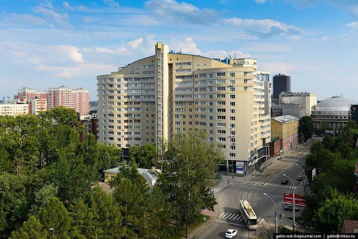 N1 по отзывам в Новосибирске. YDR - Новосибирск - Appartement