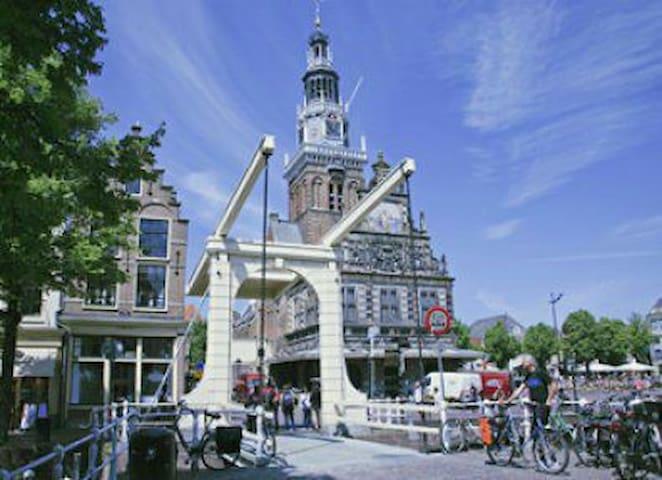 Apaartment in city of Alkmaar - Alkmaar - Lägenhet