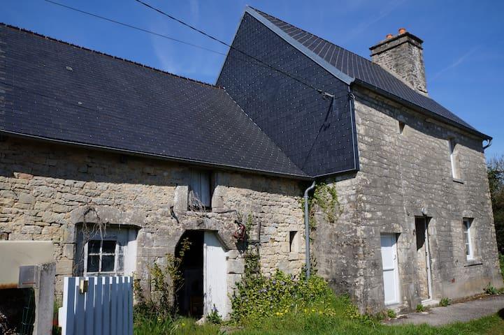 Petite maison à la campagne - Yvetot-Bocage - Natuur/eco-lodge