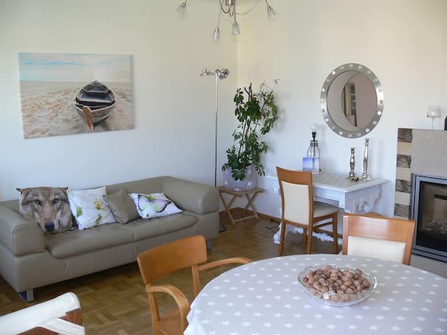 Ferienwohnung Thermenland - Rudersdorf - Appartement