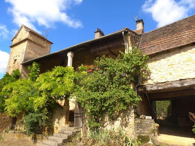 Cottage Mas Bénac, Gorges de l'Aveyron and Quercy - Puylagarde - Ev