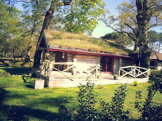 Cabane champêtre - Sindères - Huis