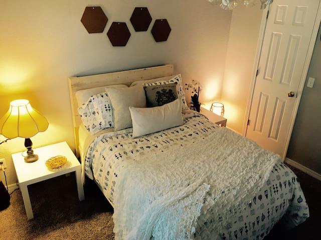 Cozy home in a nice neighborhood - Amarillo - Şehir evi