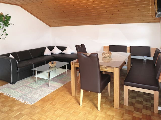 58 m² apartment Haus Hödl for 4 persons - Tschagguns - Lägenhet