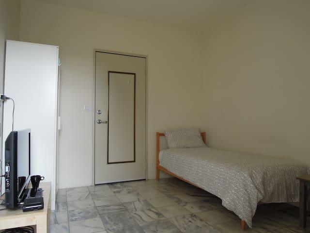 一個人的小天地 (獨立衛浴) - 北區 - Appartement
