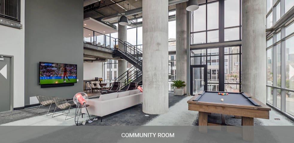 Great Studio in River West - Chicago - Lägenhet