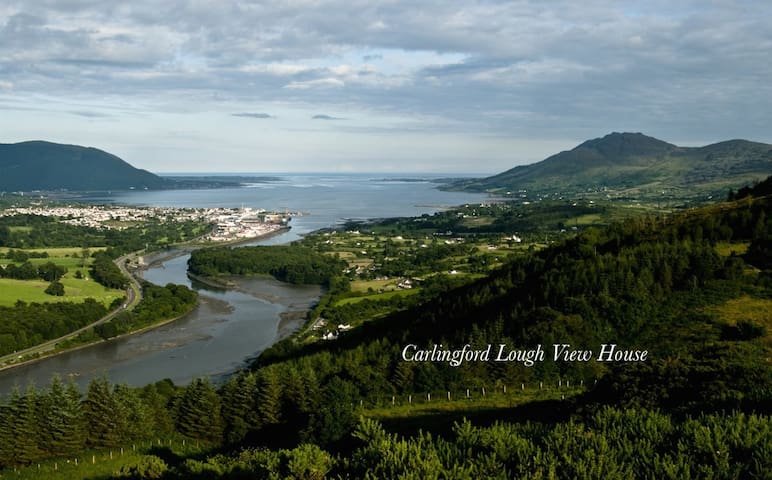Carlingford Lough View House - Omeath - Hus