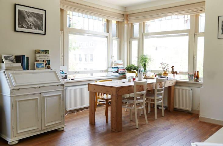Cozy apartment in Amsterdam Zuid - Ámsterdam - Departamento