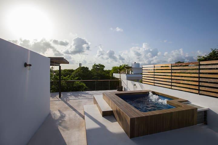 Luxury Private House in Puerto Morelos - Puerto Morelos