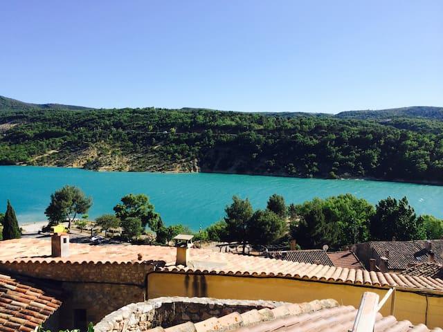 Vacances au bord du Lac de Ste Croix Le Verdon - Bauduen - Casa