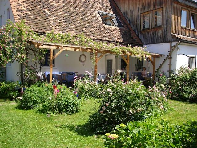 Unterkunft in spirituellem Zentrum - Graz - Bed & Breakfast